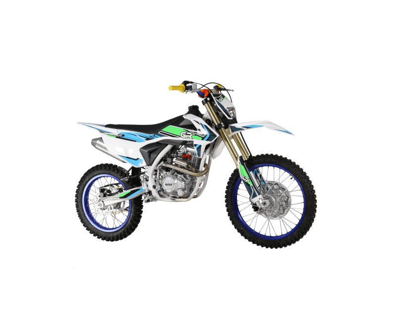 Мотоцикл GR2 250 Enduro OPTIMUM 21/18