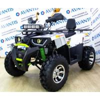 Квадроцикл Avantis Hunter 200 New Premium (2020) белый