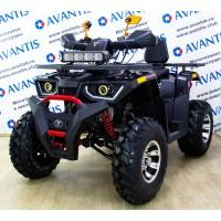 Квадроцикл Avantis Hunter 200 New Premium (баланс.вал) черный