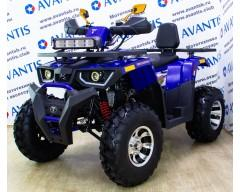 Квадроцикл Avantis Hunter 200 New Premium (2020) синий