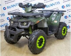Квадроцикл Avantis Hunter 200 Big Basic хаки