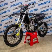Мотоцикл Avantis Enduro 300 Carb (NC250/177MM Design HS черный) ARS (2021)