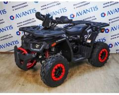Квадроцикл Avantis Hunter 200 Big Basic черный
