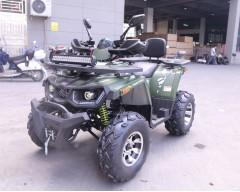 Квадроцикл Avantis Hunter 200 Big Premium хаки