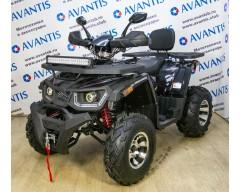 Квадроцикл Avantis Hunter 200 Big Premium черный