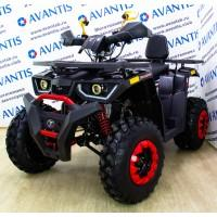 Квадроцикл Avantis Hunter 200 New LUX (баланс.вал) черный