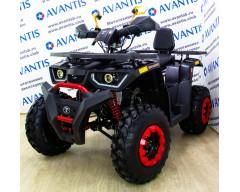 Квадроцикл Avantis Hunter 200 New LUX черный