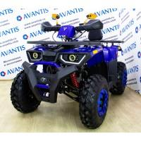 Квадроцикл Avantis Hunter 200 New LUX (баланс.вал) синий