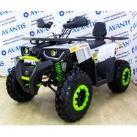 Квадроцикл Avantis Hunter 200 New LUX (баланс.вал) белый