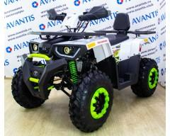 Квадроцикл Avantis Hunter 200 New LUX белый