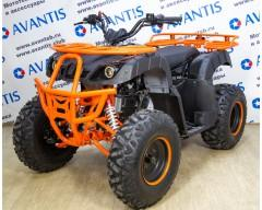 Квадроцикл Avantis Hunter 200 оранжевая рама