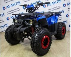 Avantis Hunter 8 LUX New (2020) синий 125 кубов