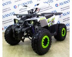 Квадроцикл Avantis Hunter 8 New белый 125 куб