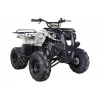 Квадроцикл Motoland ATV 125 FOX осенний лес