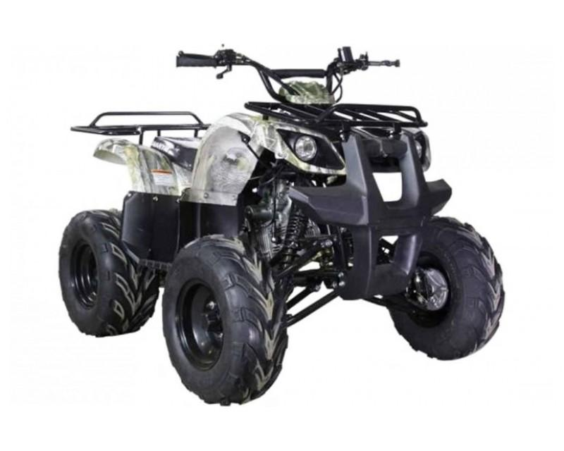 Квадроцикл Motoland ATV 150 FOX осенний лес