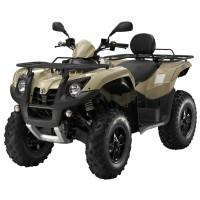 Квадроцикл SYM QuadRaider 600 New